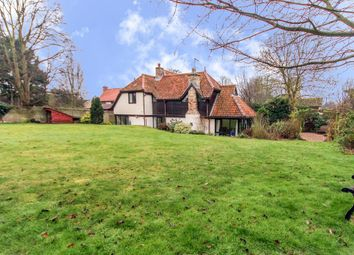 Thumbnail 4 bedroom detached house for sale in Church Street, Exning, Newmarket