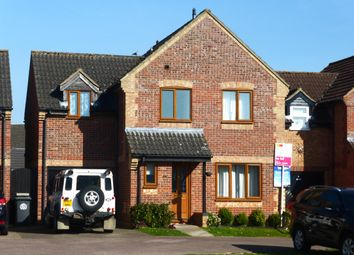 Thumbnail 3 bed detached house to rent in Granville Gardens, Mildenhall, Bury St. Edmunds