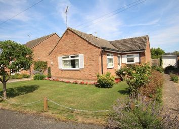 Thumbnail 2 bed detached bungalow for sale in Bentham Way, Ely