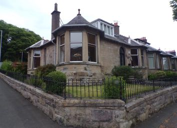 Thumbnail 4 bed end terrace house for sale in South Street, Greenock