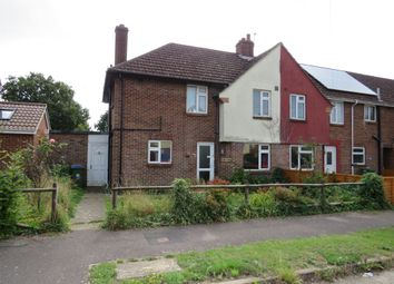 Thumbnail 3 bed end terrace house for sale in Cort Way, Fareham