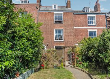 Thumbnail 5 bed terraced house for sale in Belmont Road, Exeter
