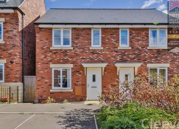 Thumbnail 2 bed semi-detached house for sale in Washpool Road, Bishops Cleeve, Cheltenham