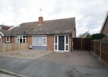 Thumbnail 3 bed bungalow to rent in Leyside, Braintree, Essex