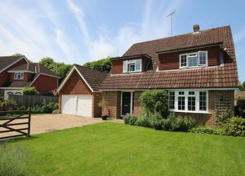 Thumbnail 4 bed detached house for sale in Oak Grove, Loxwood, Billingshurst