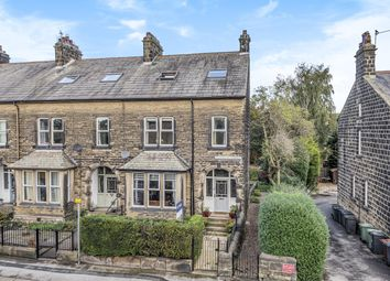 Thumbnail 4 bed end terrace house for sale in Richmond Terrace, Guiseley, Leeds