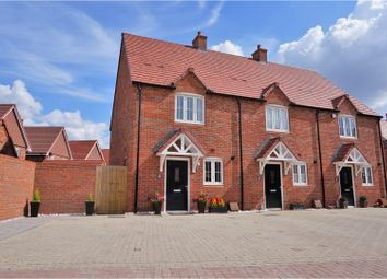Thumbnail 2 bed end terrace house for sale in Howden Green, Abingdon