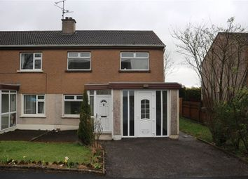 Thumbnail 3 bed semi-detached house for sale in 4, Glebe Park, Enniskillen