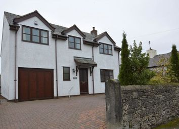 Thumbnail 4 bed detached house for sale in High Street, Caerwys, Mold