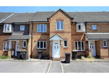 Thumbnail 3 bed terraced house for sale in Helm Close, Gosport