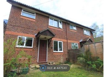 Thumbnail 1 bed terraced house to rent in The Badgers, Netley Abbey, Southampton