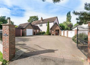 Thumbnail 5 bed detached house for sale in Chapel End, Sawtry, Huntingdon