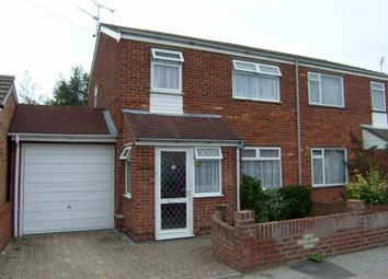 Thumbnail 3 bedroom semi-detached house for sale in Oak Road, Sittingbourne, Kent