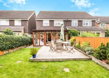 Thumbnail 3 bed semi-detached house for sale in Hopcraft Close, Upper Arncott, Bicester