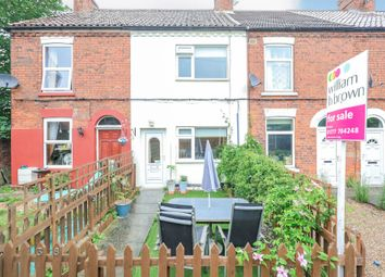 Thumbnail 2 bed terraced house for sale in Hind Street, Retford