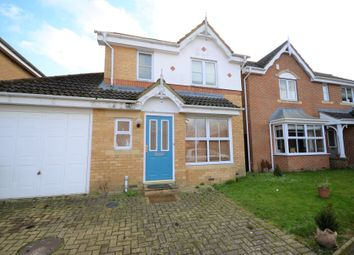 Thumbnail 3 bed detached house for sale in The Old Orchard, Farnham, Surrey