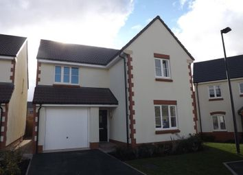 Thumbnail 4 bed detached house to rent in Sorrel Place, Stoke Gifford, Bristol