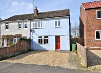 Thumbnail 3 bed semi-detached house for sale in Sunnyside Road, Great Massingham, King's Lynn