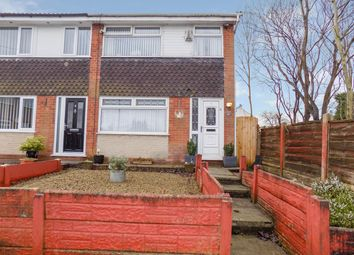 Thumbnail 2 bedroom terraced house for sale in Brook Street, Farnworth, Bolton