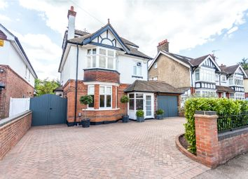 6 bed detached house for sale in Belmont Road, Bushey, Hertfordshire WD23