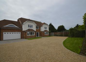 Thumbnail 5 bed detached house for sale in Woodside, Rainham, Gillingham