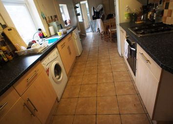 Thumbnail 4 bedroom terraced house to rent in Wyeverne Road, Cathays, Cardiff