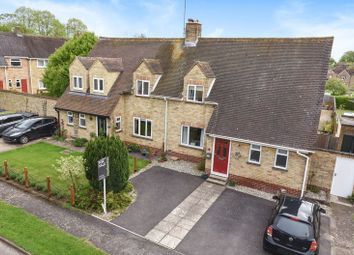 Thumbnail 3 bed semi-detached house for sale in Parkside, Marcham, Abingdon