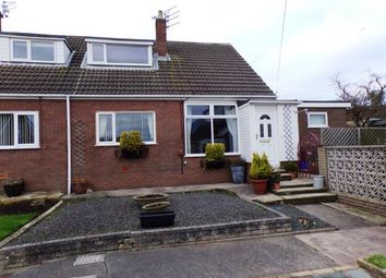 Thumbnail 4 bed semi-detached house for sale in Eddleston Close, Staining, Lancashire