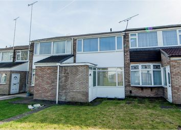 Thumbnail 2 bed terraced house for sale in Ashby Close, Coventry