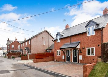 Thumbnail 2 bed semi-detached house for sale in Flower Lane, Amesbury, Salisbury