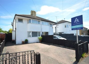 Thumbnail 3 bed semi-detached house for sale in Stonehaven Road, Aylesbury, Bucks