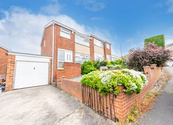 Thumbnail 3 bed semi-detached house for sale in Sunnybank Crescent, Brinsworth, Rotherham