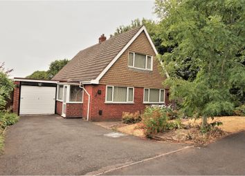 Thumbnail 5 bed detached house for sale in Attingham Drive, Great Barr