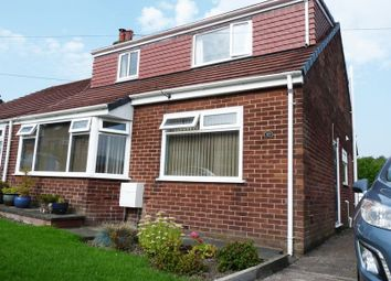 4 bed semi-detached house for sale in Dacres Drive, Greenfield, Oldham OL3