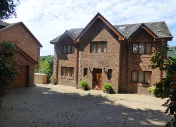 Thumbnail 8 bed detached house for sale in Henfaes Road, Tonna, Neath .
