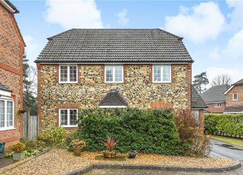 Thumbnail 4 bed detached house for sale in Fairway Heights, Camberley, Surrey