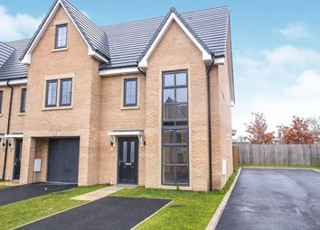 Thumbnail 4 bedroom detached house for sale in Steepleview Close, Hyde, Cheshire