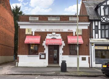 Thumbnail Restaurant/cafe for sale in Alexandra Road, Farnborough