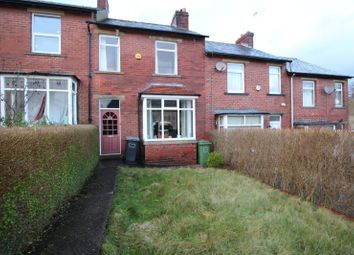 Thumbnail 2 bed terraced house for sale in Greenhead Avenue, Dalton, Huddersfield
