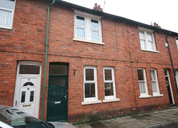 Thumbnail 2 bedroom terraced house to rent in Hartoft Street, York