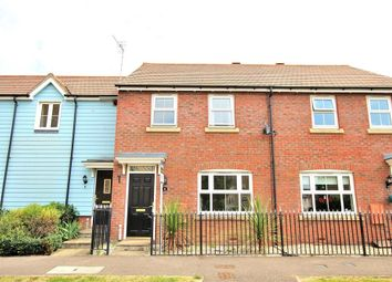 Thumbnail 3 bedroom terraced house for sale in Flitch Green, Little Dunmow, Essex, England