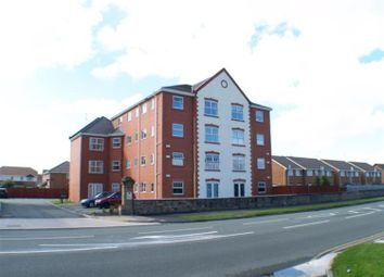Thumbnail 2 bed flat to rent in Shannon House, Wallasey, Merseyside CH463Rt