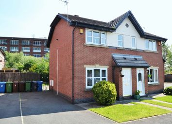 Thumbnail 2 bedroom semi-detached house for sale in Miriam Grove, Leigh