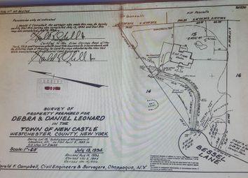 Thumbnail Land for sale in 16 Bessel Lane Chappaqua, Chappaqua, New York, 10514, United States Of America