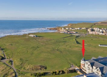 Thumbnail 1 bed flat for sale in Crooklets Road, Bude, Cornwall