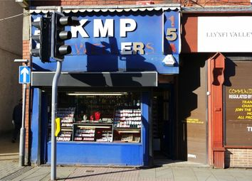 Thumbnail Commercial property for sale in Talbot Street, Maesteg, Mid Glamorgan