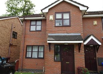 Thumbnail 3 bedroom property to rent in Tagore Close, Manchester