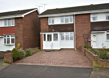 Thumbnail 3 bed end terrace house to rent in Allectus Way, Witham