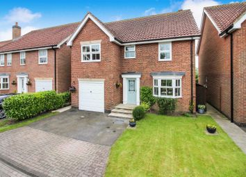 Thumbnail 4 bed detached house for sale in Rectory View, Beeford, Driffield