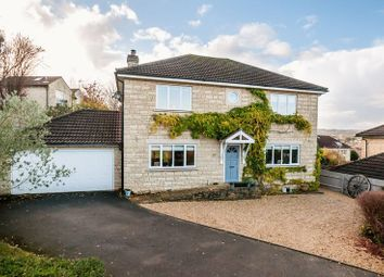 Thumbnail 4 bed detached house for sale in Garstons, Bathford, Bath
